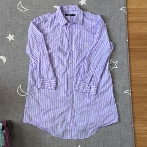 Sleep Shirt Ralph Lauren